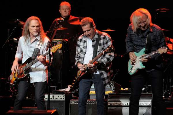 history-of-eagles-tour