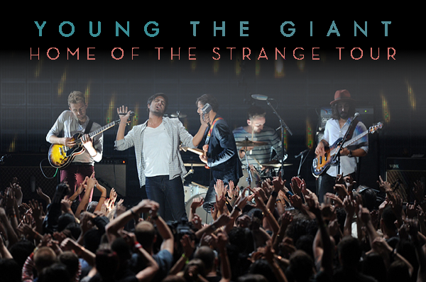 Young The Giant Tickets