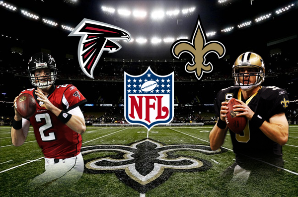 Falcons vs Saints Tickets