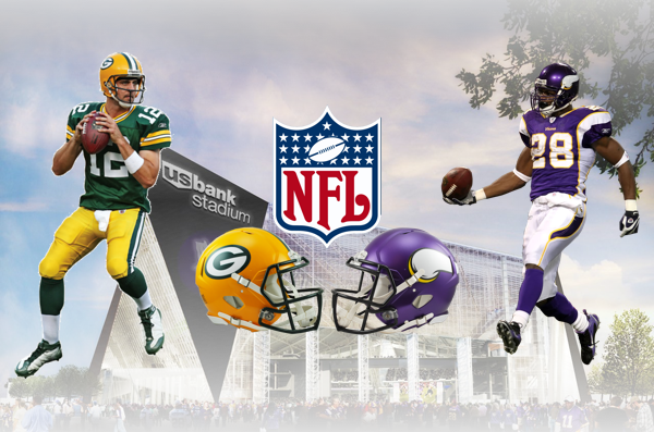 Green Bay Packers vs Minnesota Vikings Tickets