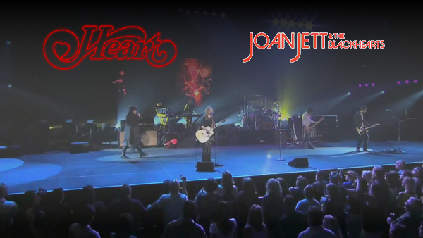 Heart and Joan Jett Tickets