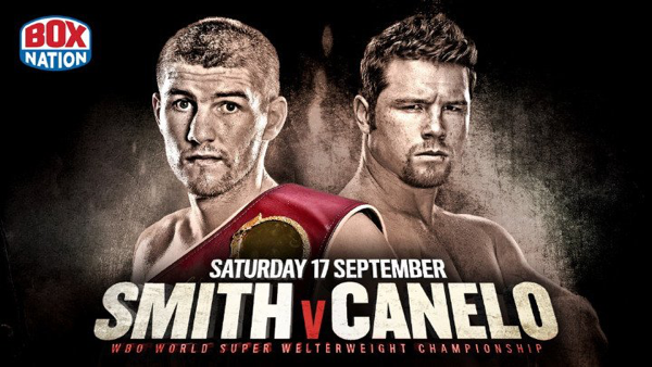 Canelo Alvarez vs Liam Smith Tickets