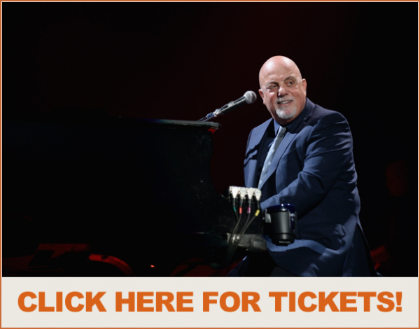 Billy Joel Tour tickets