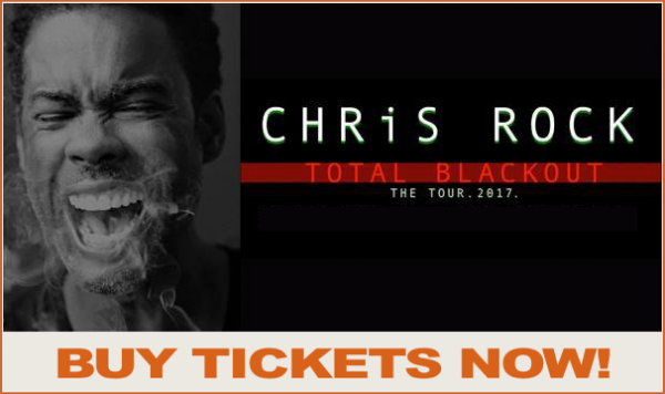 Chris Rock Tour Tickets