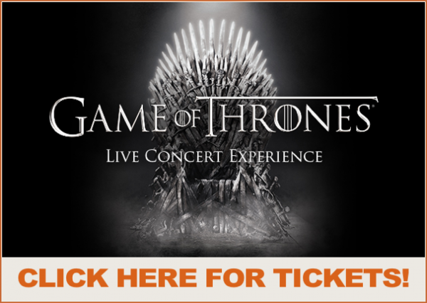 Game of Thrones Live Tickets