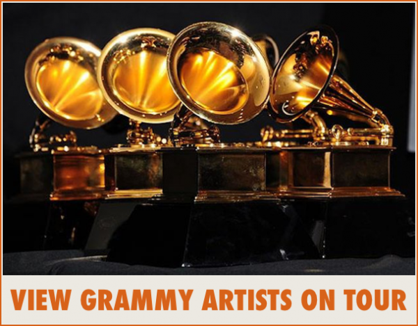 Grammys Artist on Tour
