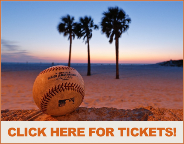 MLB Spring Training Tickets
