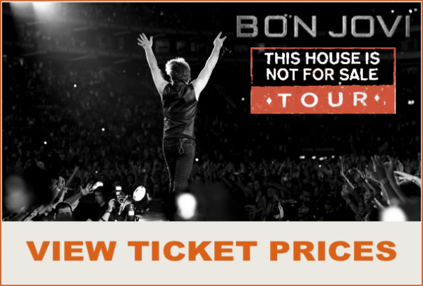 Bon Jovi Ticket Prices