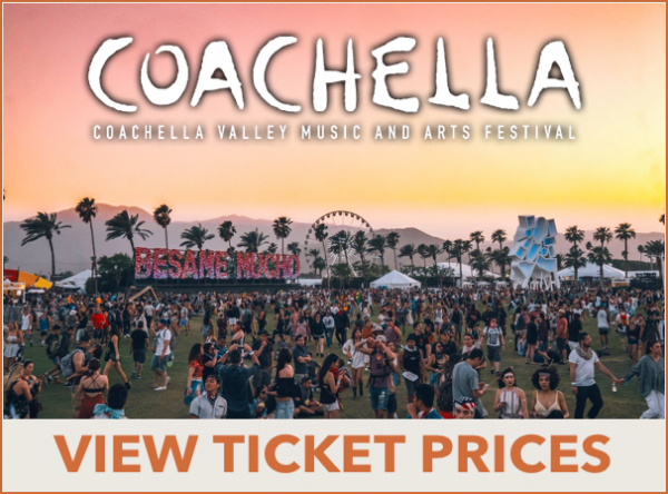 Coachella Ticket Prices