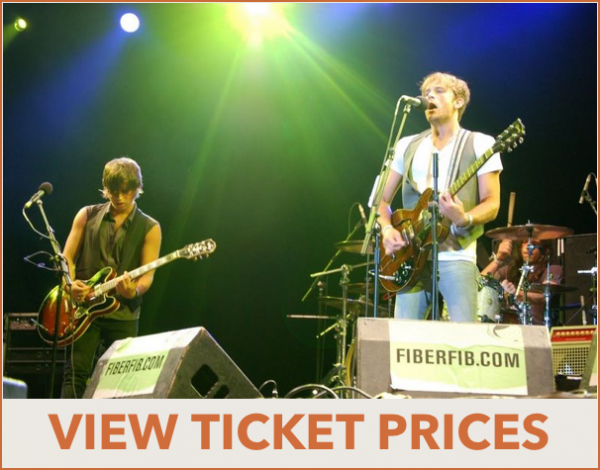 Kings of Leon Ticket Prices