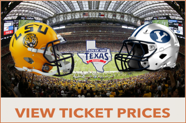 AdvoCare Texas Kickoff tickets
