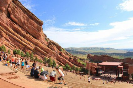 5 of the Best Outdoor Music Venues in the US and Who to See Perform There This Summer