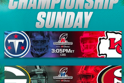 NFL Championship Sunday and What It Means for Super Bowl Ticket Prices - Shop Best Prices on NFC and AFC Championship Tickets!