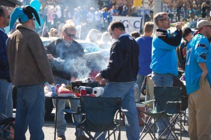 The Best Tailgates in the NFL