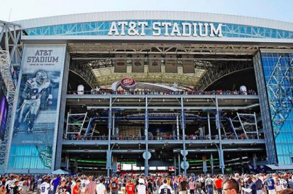 6 of the Coolest NFL Stadiums