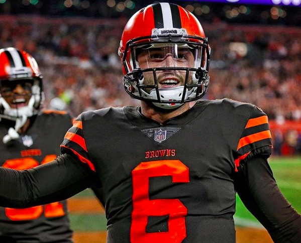 50248cb3efa The Cleveland Browns and Baker Mayfield  Too Soon to Get Excited ...