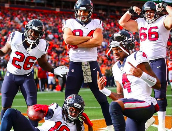 And All of a Sudden, the Houston Texans Look... Great?