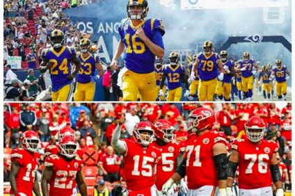 Game of the Season - Chiefs vs. Rams - Moved from Mexico City to LA - Get Tickets!