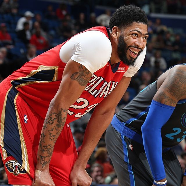 New Orleans Pelicans and Anthony Davis - Where will he go? Shop Cheap Pelicans Tickets!