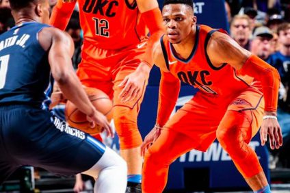 Are the Oklahoma City Thunder a True Contender? Shop Oklahoma City Thunder Tickets!