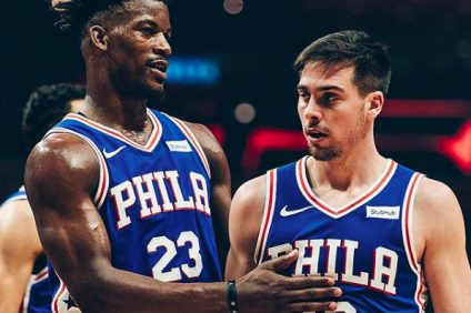 Will The Big Three Make the Sixers a Contender? Shop Cheap Philadelphia 76ers Tickets!