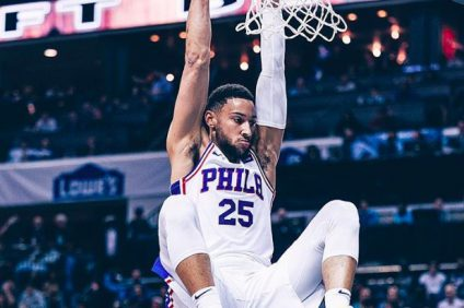 Joel Embiid and Philadelphia 76ers on the Rise - Shop Cheap Sixers Tickets!