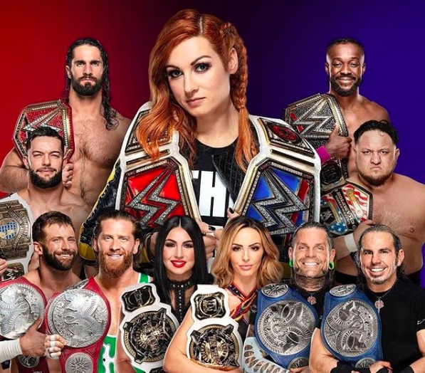 Wrestlemania 35 Recap - Shop Cheap WWE Tickets to Raw and SmackDown!