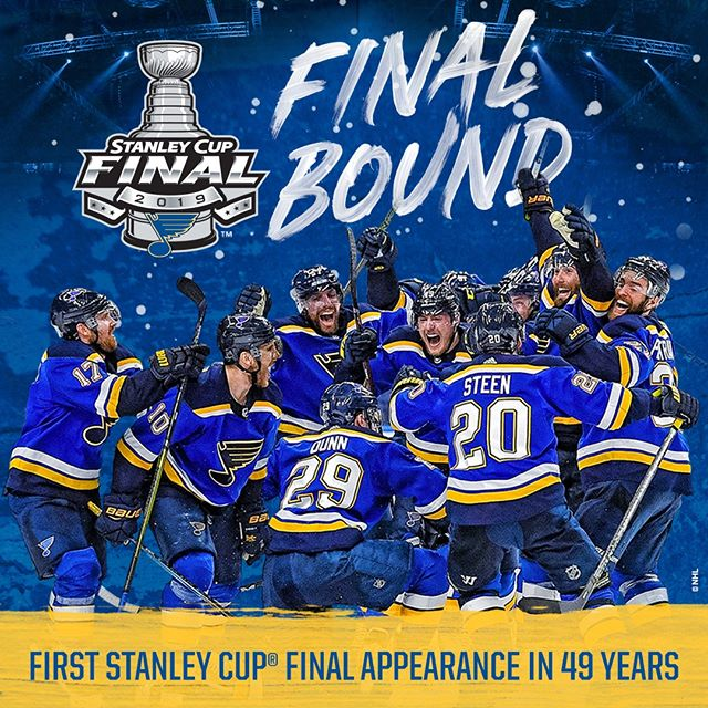 new product fc86c b841d St. Louis Blues v. Boston Bruins NHL Stanley Cup Finals ...