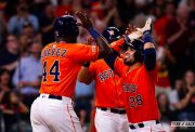 Houston Astros Look Toward the Postseason - Shop Astros Tickets!