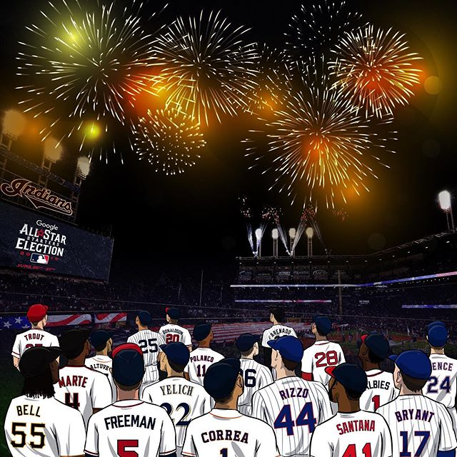 MLB All Star Action - Shop Cheap MLB All Star Game Tickets!