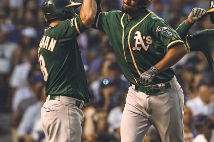 Oakland A's Look For That Wild Card Spot - Shop Cheap A's Tickets!