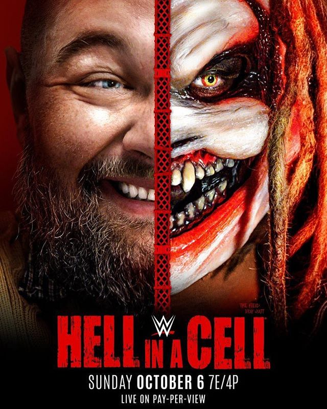 WWE Hell in a Cell 2019 - Match Card, Predictions, Cheap Tickets