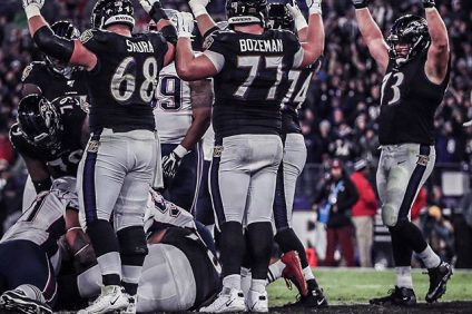 Jackson and Ravens Stomp Patriots! Shop Cheap Baltimore Ravens Tickets!