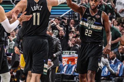 Milwaukee Bucks Start Off Season Hot! Shop Cheap Bucks Tickets!